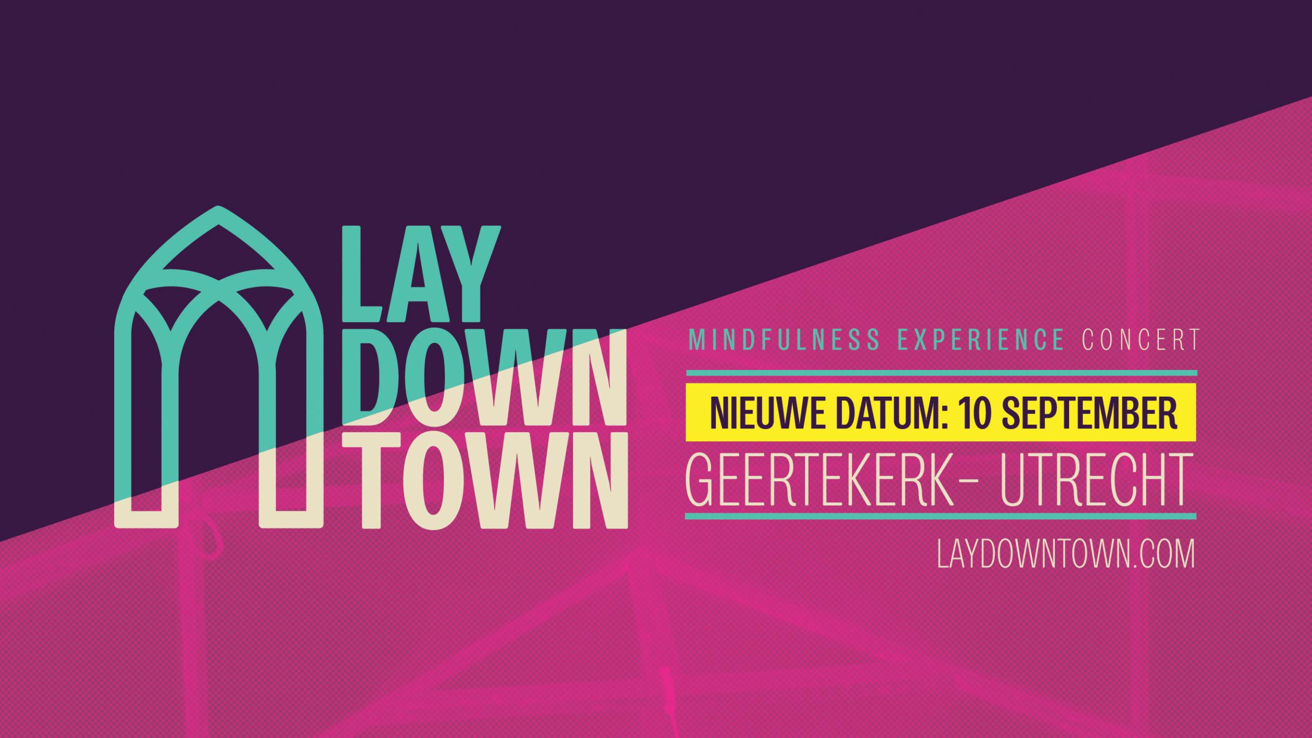 LDT Utrecht | nieuwe datum